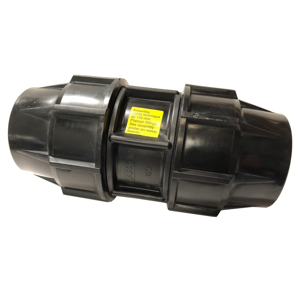 Compression Fitting Joiner