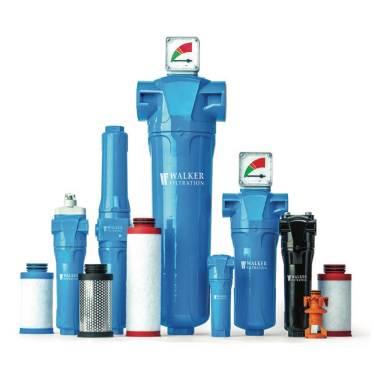 Walker Filtration Products