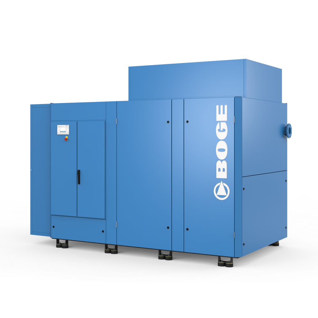 BOGE SL 340 Screw Compressor